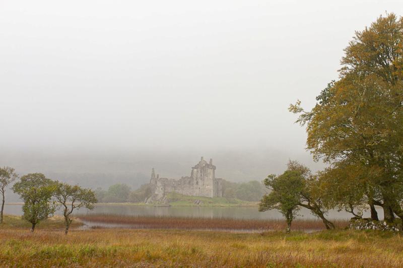 Kilchurn Castle 18092015