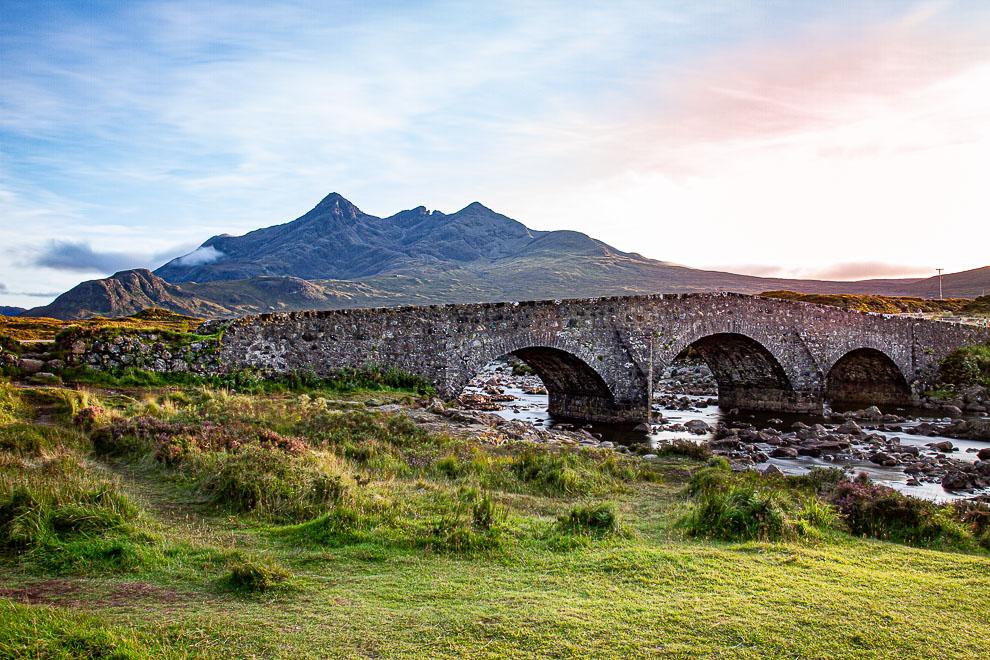 Le pont de Sligachan 19092010