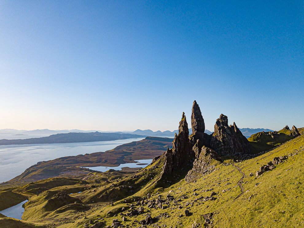 The old man of storr 21092010