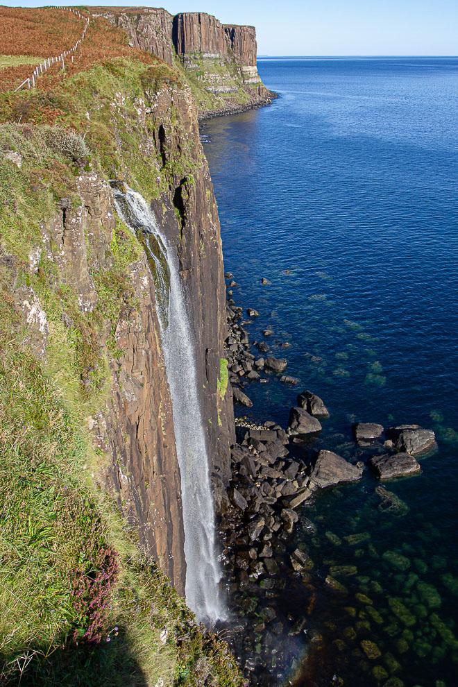 La cascade de kilt Rock - Ecosse 21092015