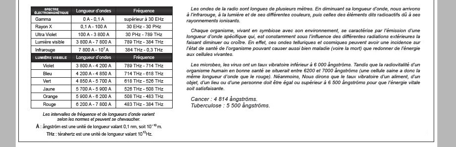 Biomètre et règle Bovis à faire soit même Biomet11