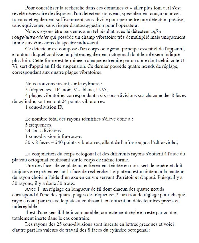 Les pendules (II) : Bien le choisir pour bien débuter - Page 2 Dzotec11