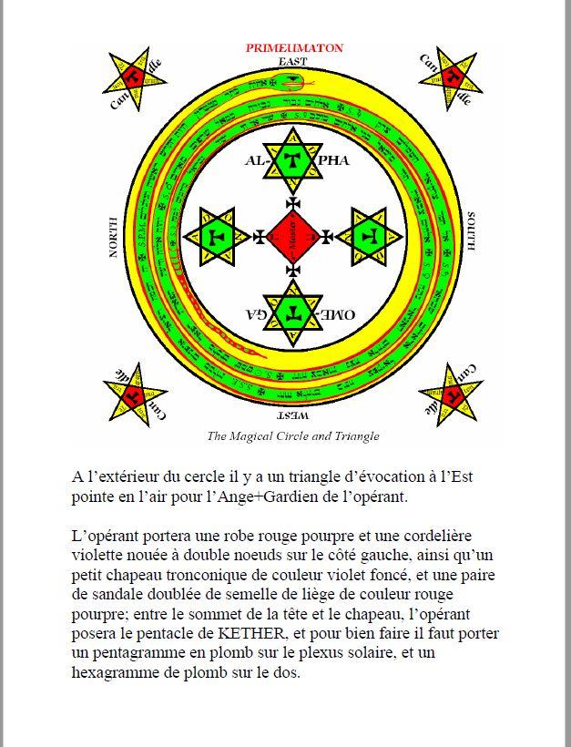 Rituel de protection magique Rituel69