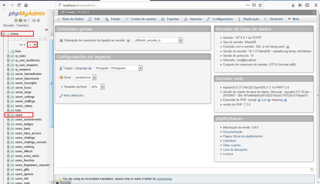 Habborp - [TUTORIAL] Como criar um HabboRP (Espanhol) - ULTRA DETALHADO (IMAGENS) Rank110