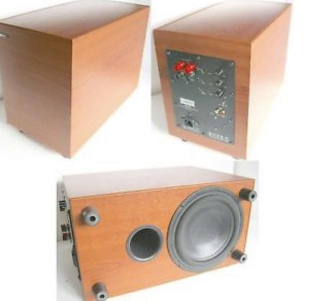 Jamo 5.1 surround speaker system 01b58a10
