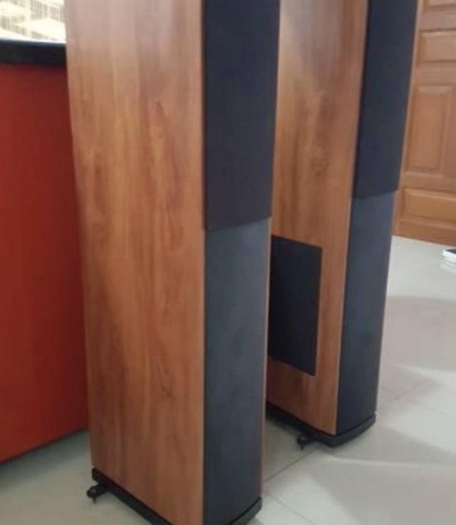 Jamo 5.1 surround speaker system Fbcd6210