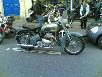 Histoire de la moto. Ancien10