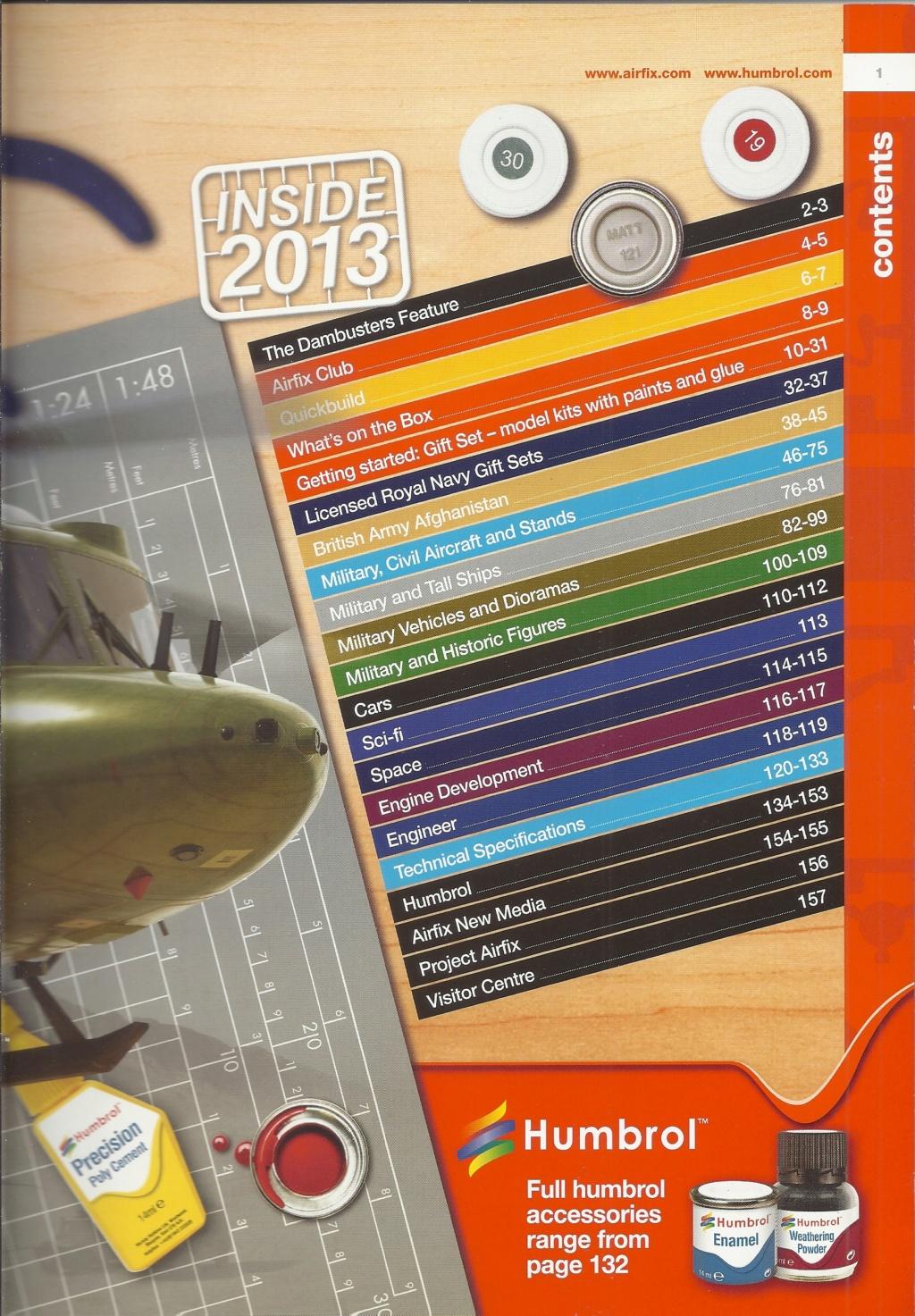 [AIRFIX 2013] Catalogue 2013 Airf1400
