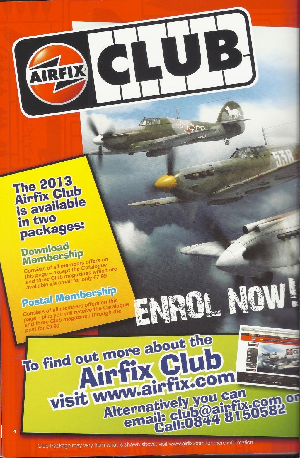 [AIRFIX 2013] Catalogue 2013 Airf1403