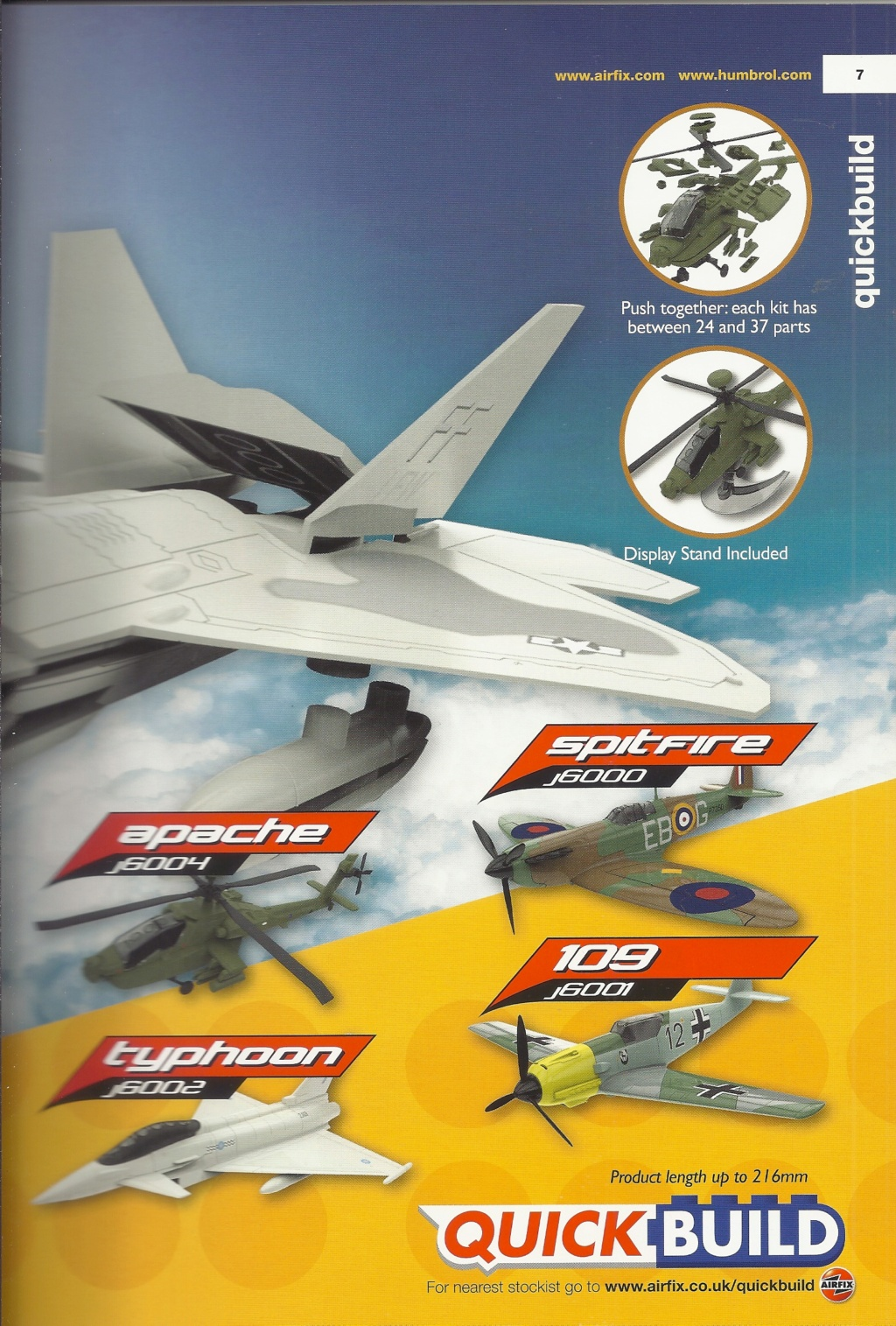 [AIRFIX 2013] Catalogue 2013 Airf1405