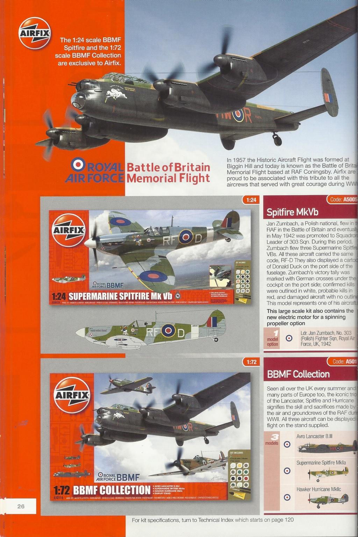 [AIRFIX 2013] Catalogue 2013 Airf1448