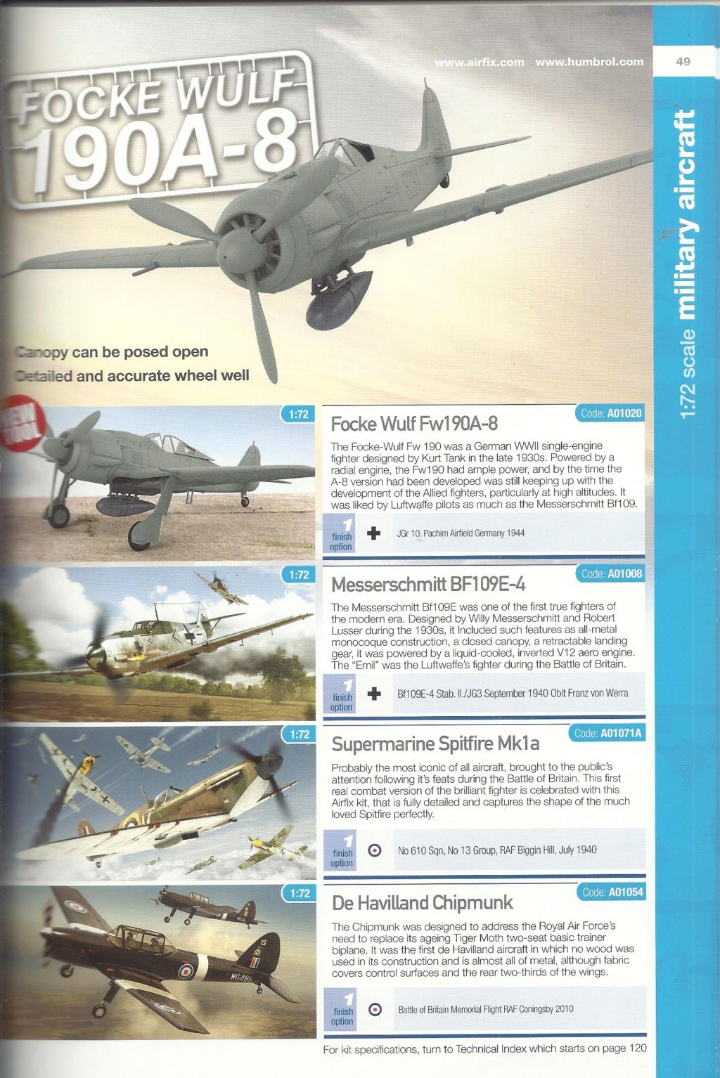 [AIRFIX 2013] Catalogue 2013 Airf1502