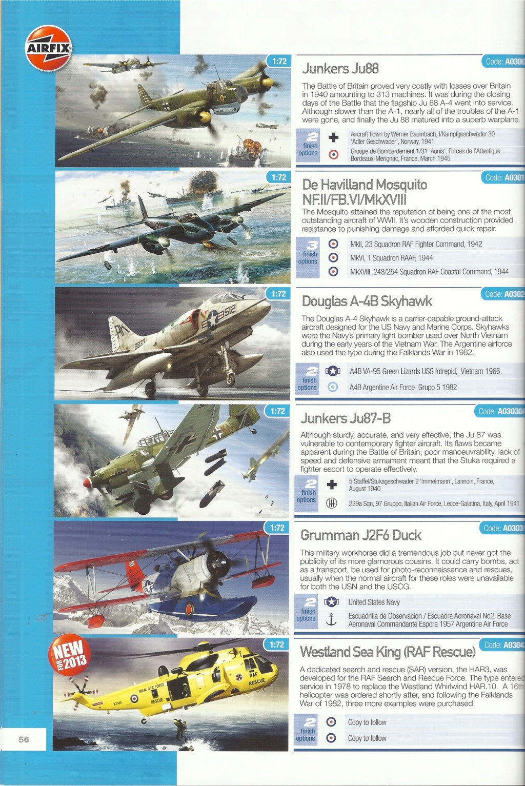 [AIRFIX 2013] Catalogue 2013 Airf1570