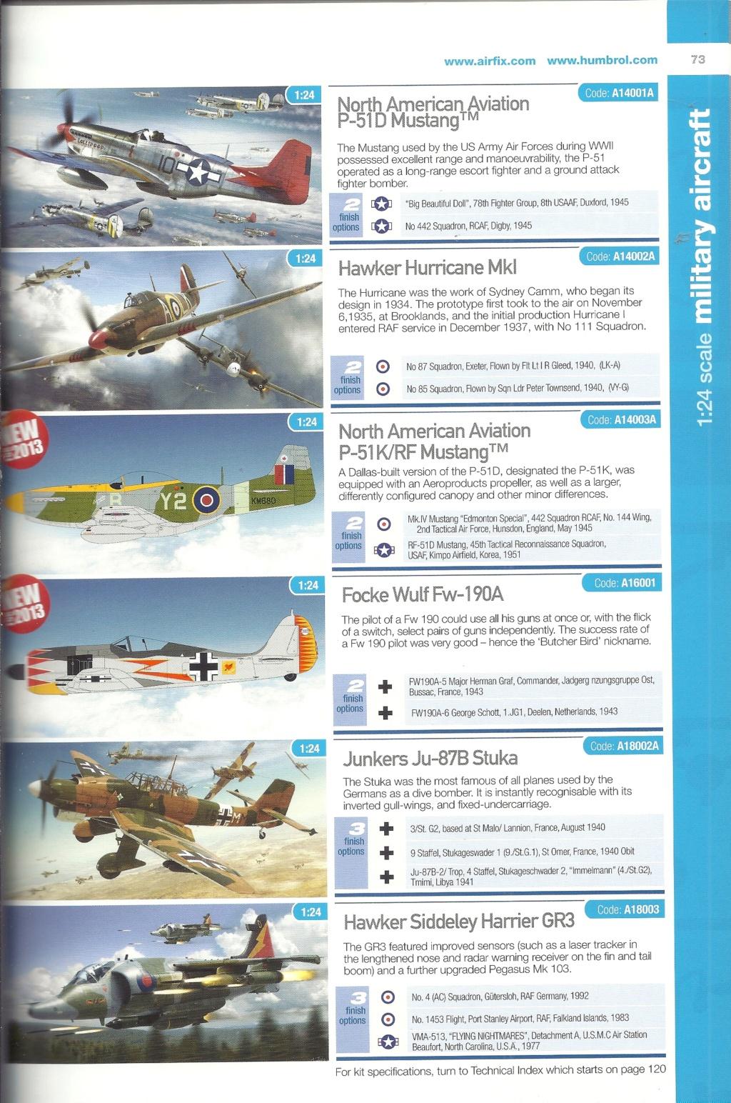 [AIRFIX 2013] Catalogue 2013 Airf1630