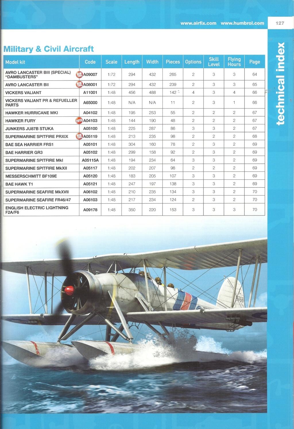 [AIRFIX 2013] Catalogue 2013 Airf1812
