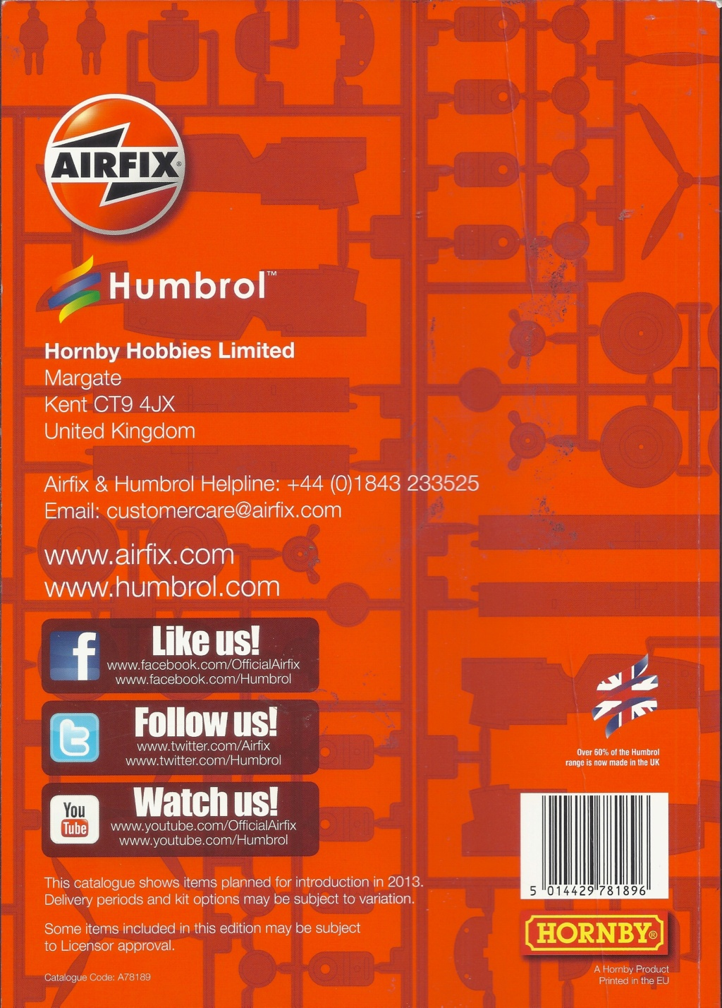 [AIRFIX 2013] Catalogue 2013 Airf1844