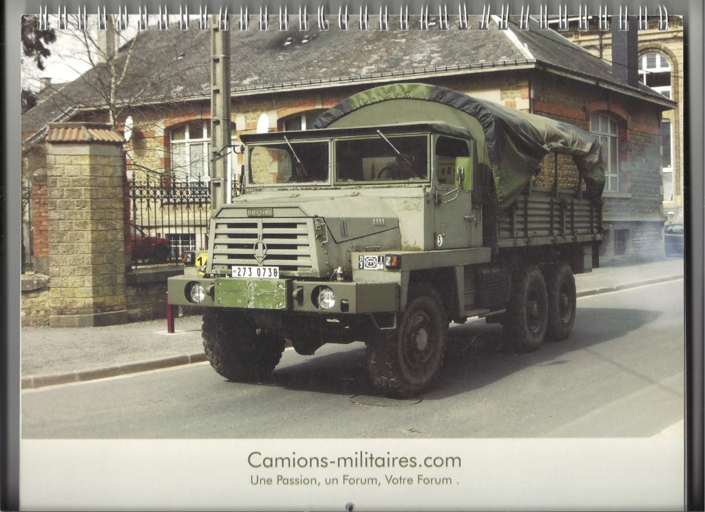 [CAMIONS-MILITAIRES.COM 2009] Calendrier 2009  Camion10