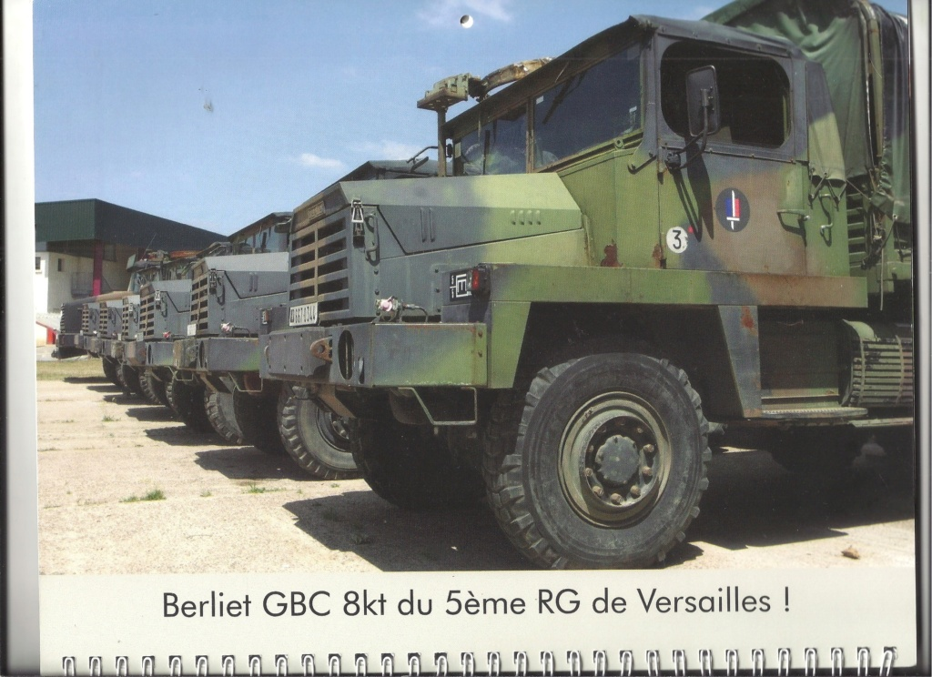 [CAMIONS-MILITAIRES.COM 2009] Calendrier 2009  Camion12