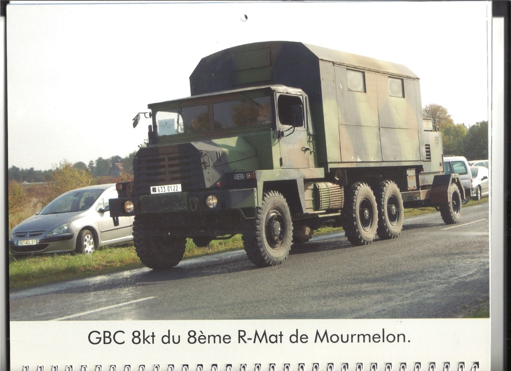 [CAMIONS-MILITAIRES.COM 2009] Calendrier 2009  Camion19