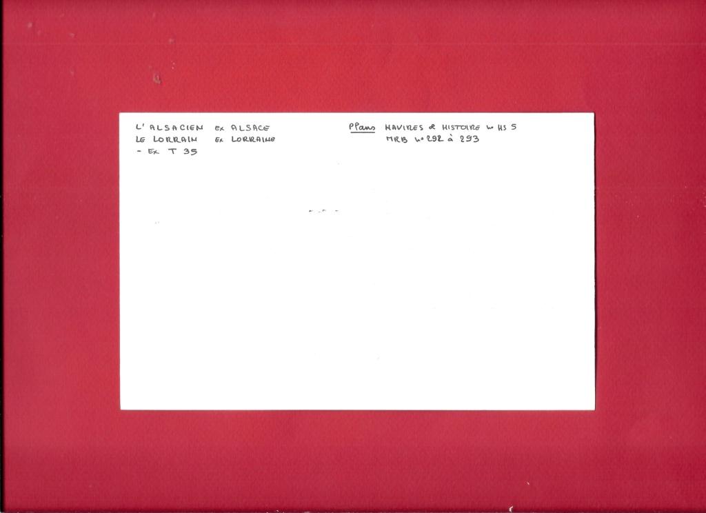 Torpilleur ALSACIEN 1/400ème Réf  - Page 2 Fiche111