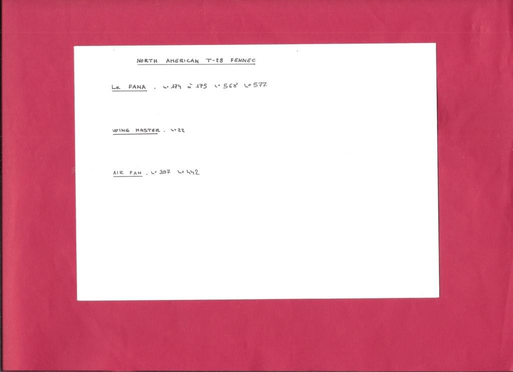 North American T28 Fennec / Trojan (Ref 80279 - 1/72e) Fiche_10