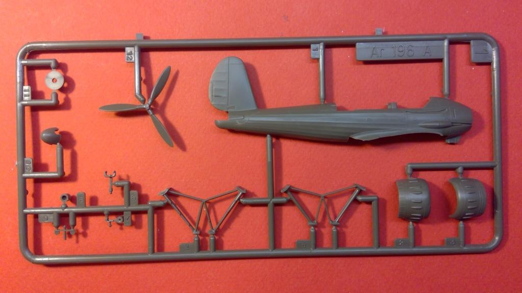 """ARADO Ar 196 A2 """"Aéronavale 1939"""" Réf 241 Hell2853"""