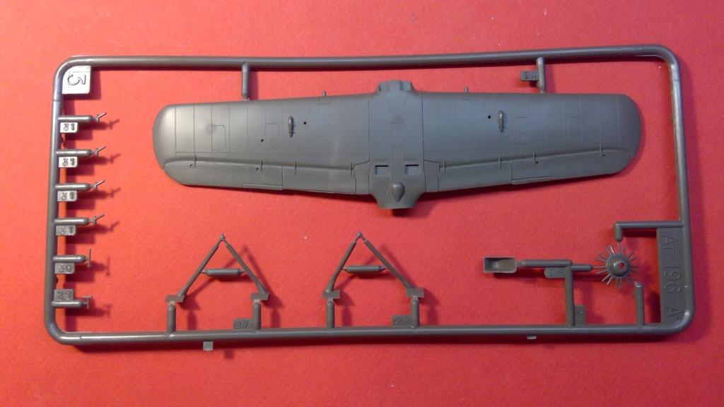 """ARADO Ar 196 A2 """"Aéronavale 1939"""" Réf 241 Hell2855"""