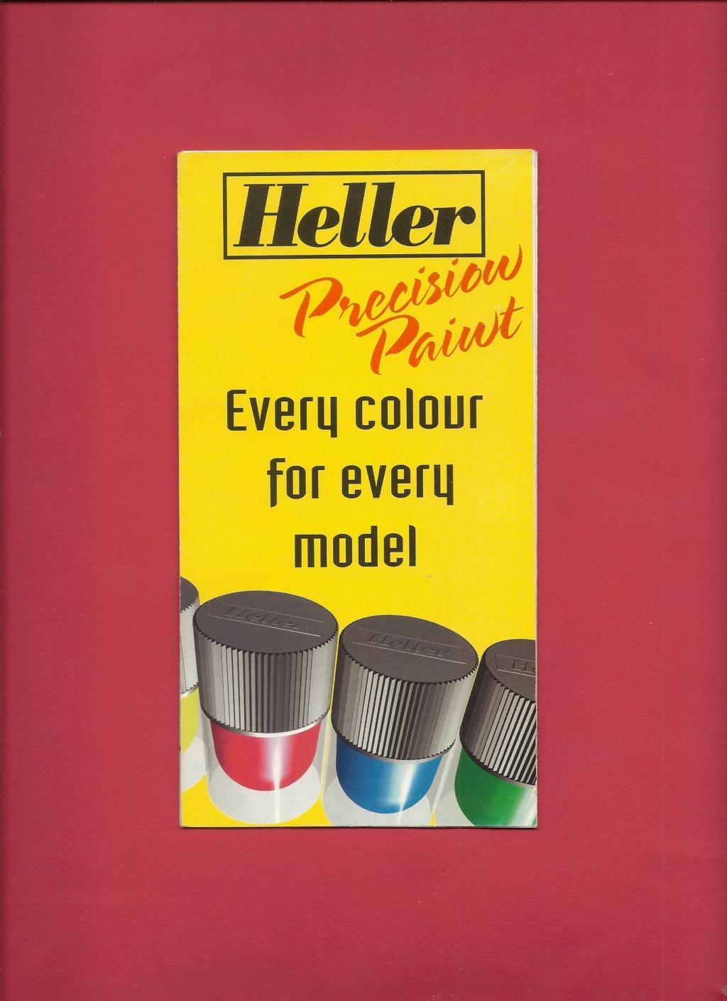 [1998] Dépliant gamme peintures acryliques 1998  Hell3148
