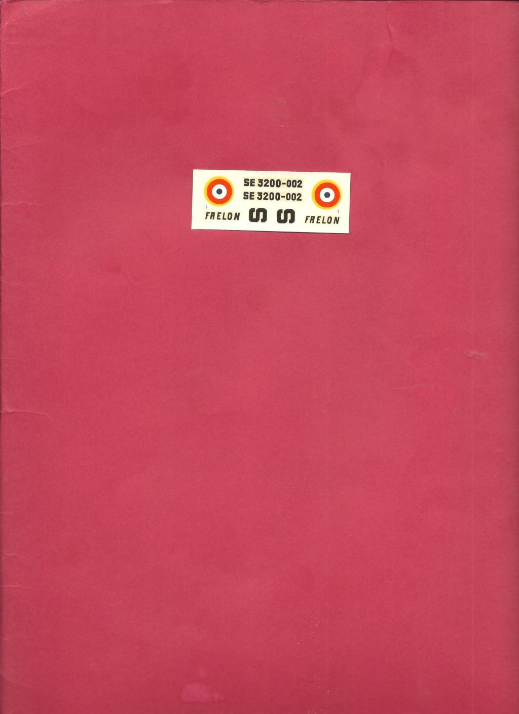 SNCASE SE 3200 FRELON 1/50ème Réf 325 Helle806