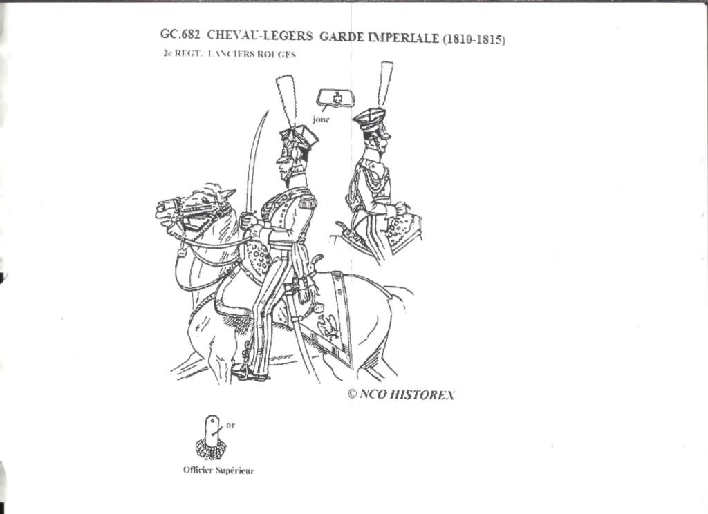 [HISTOREX] Général baron Edouard de COLBERT (1774 - 1853) Colonel commandant du 2ème Régiment de chevau-légers de la Garde impériale 1811 - 1815 1/30ème Réf 30H034 1 30 Notice Histo160