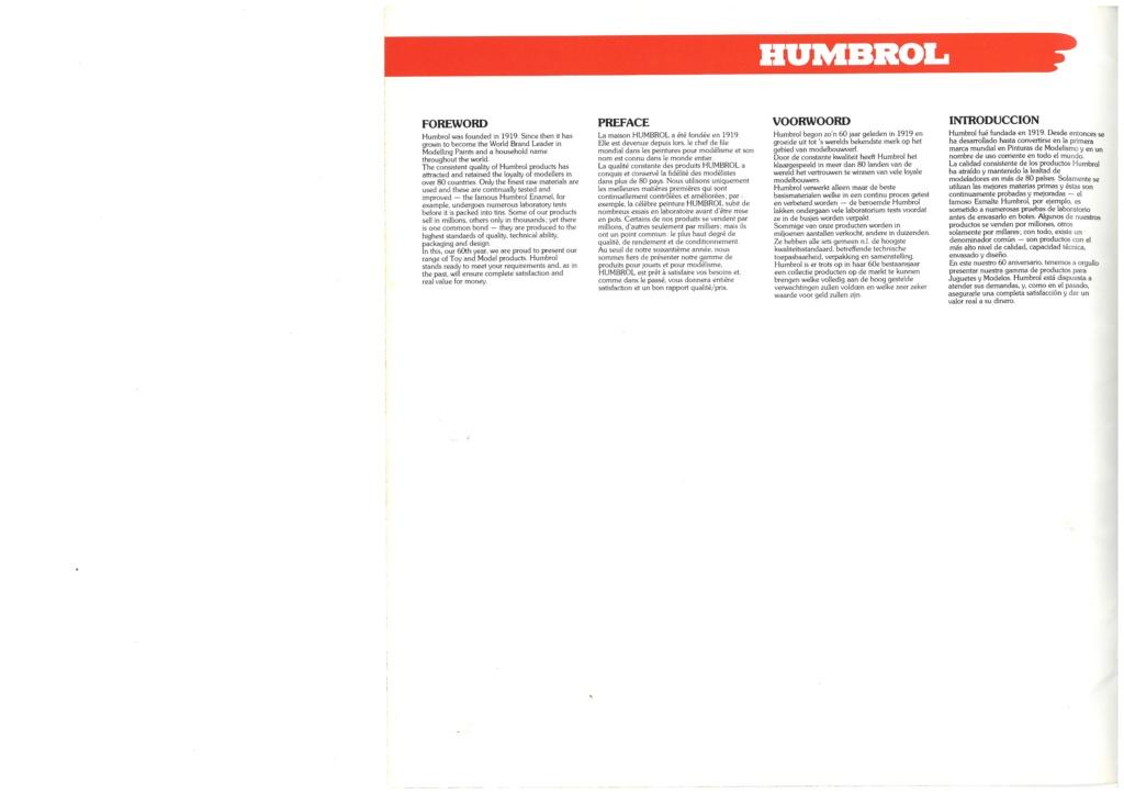 [HUMBROL 1979] Catalogue 1979 Humbro22