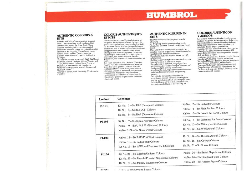 [HUMBROL 1979] Catalogue 1979 Humbro27