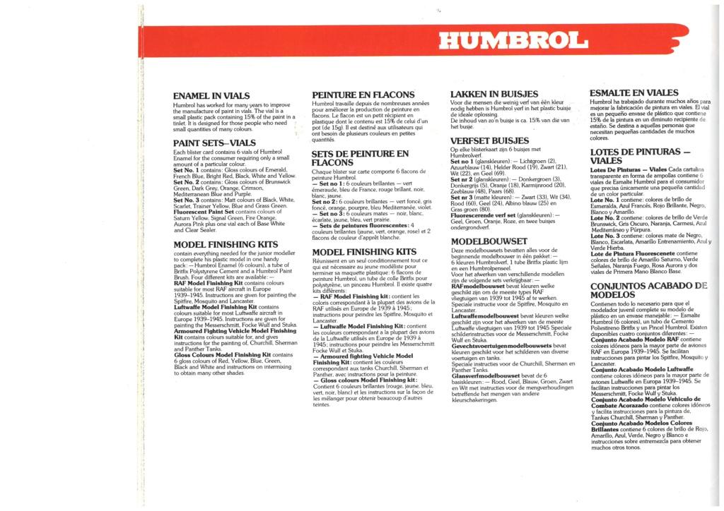 [HUMBROL 1979] Catalogue 1979 Humbro30