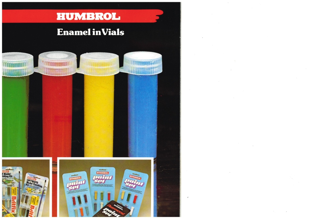 [HUMBROL 1979] Catalogue 1979 Humbro31