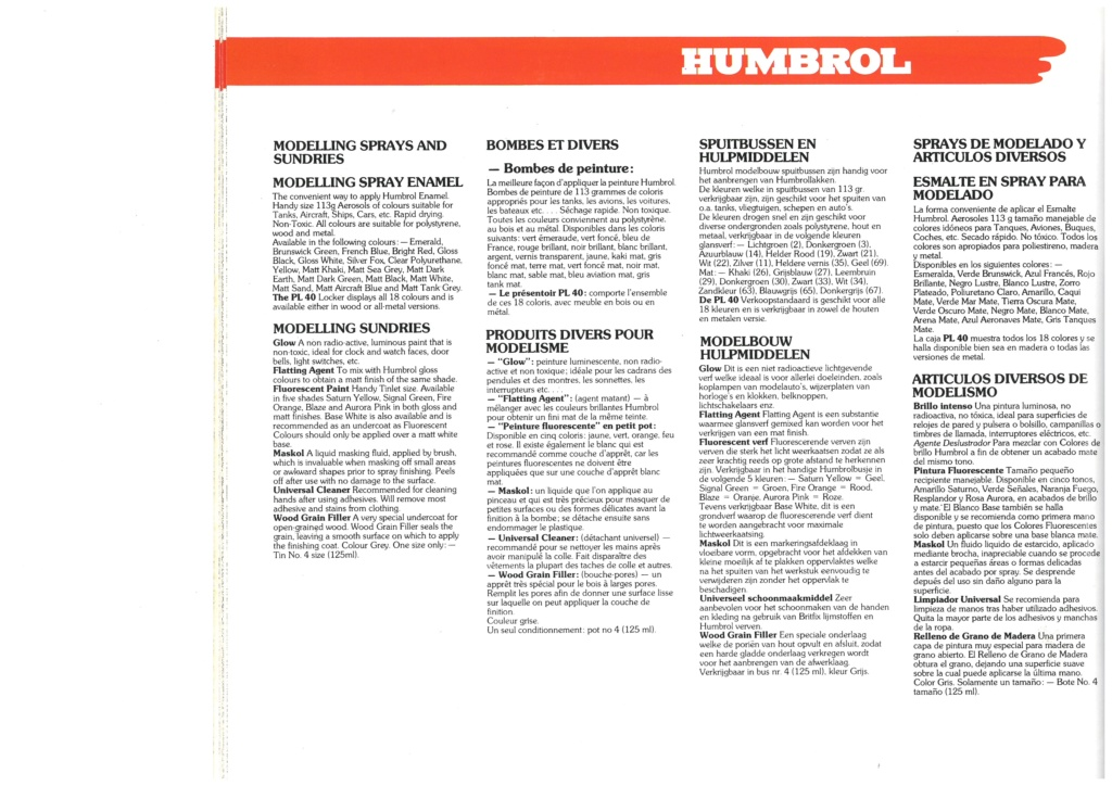 [HUMBROL 1979] Catalogue 1979 Humbro32
