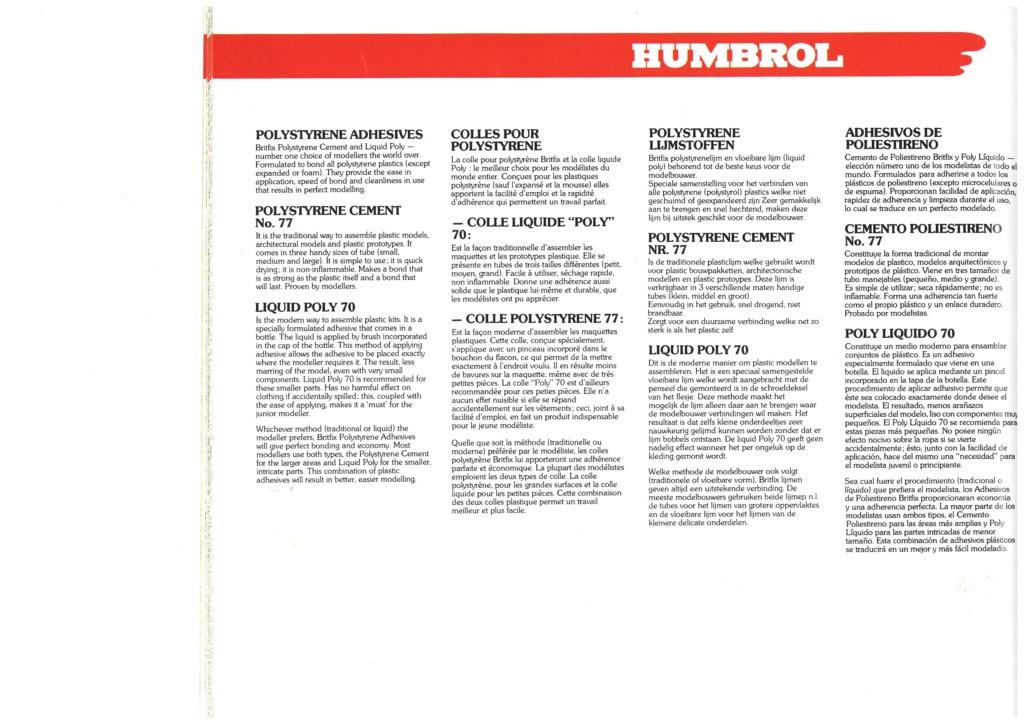 [HUMBROL 1979] Catalogue 1979 Humbro34