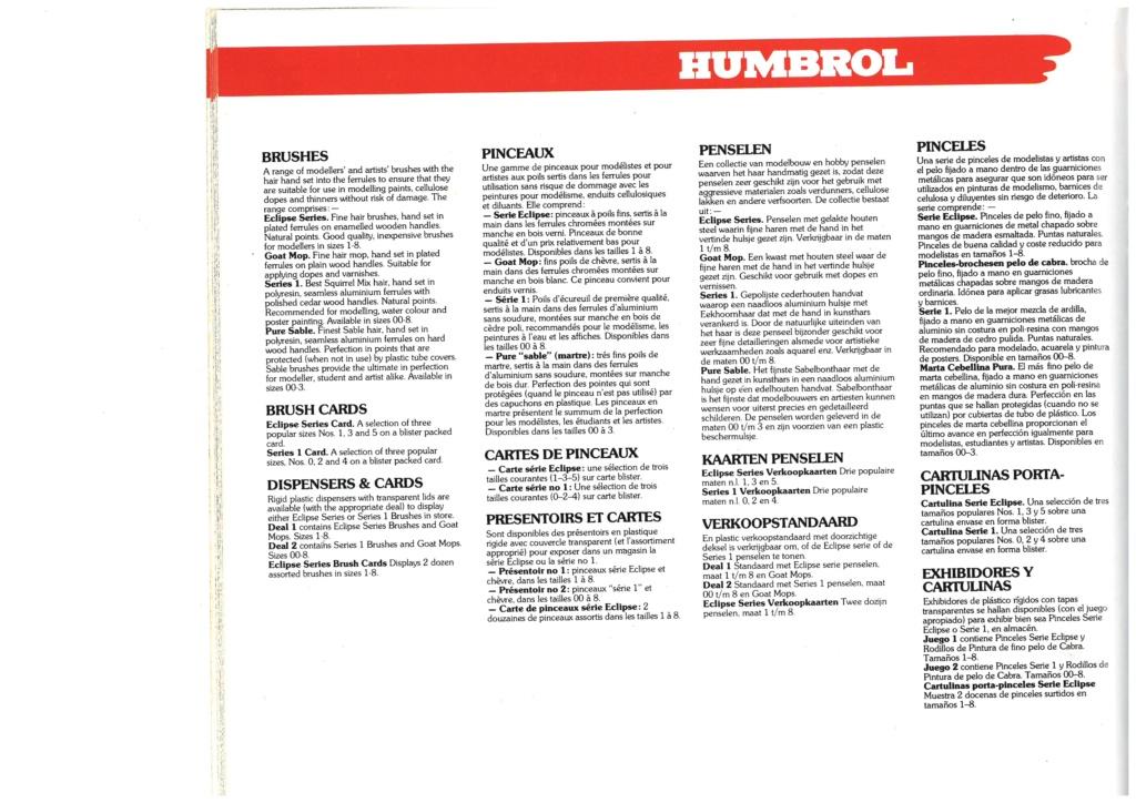 [HUMBROL 1979] Catalogue 1979 Humbro38