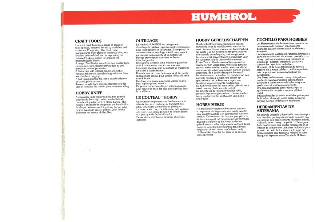 [HUMBROL 1979] Catalogue 1979 Humbro42
