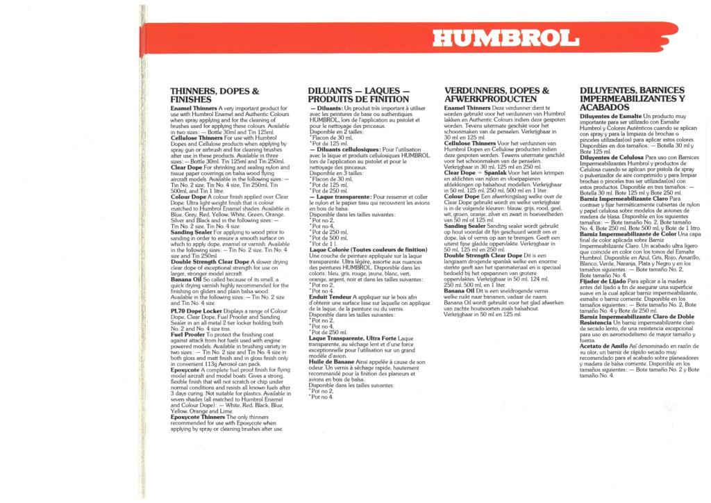 [HUMBROL 1979] Catalogue 1979 Humbro44