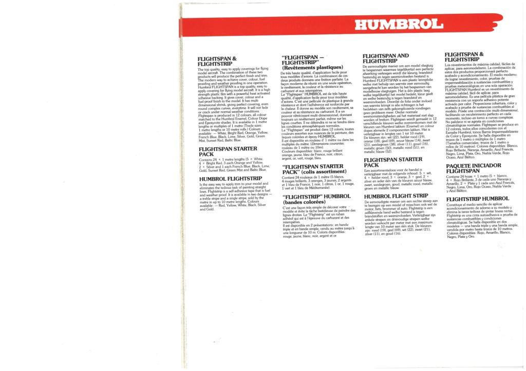 [HUMBROL 1979] Catalogue 1979 Humbro45