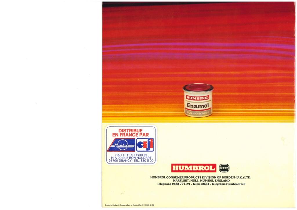 [HUMBROL 1979] Catalogue 1979 Humbro55