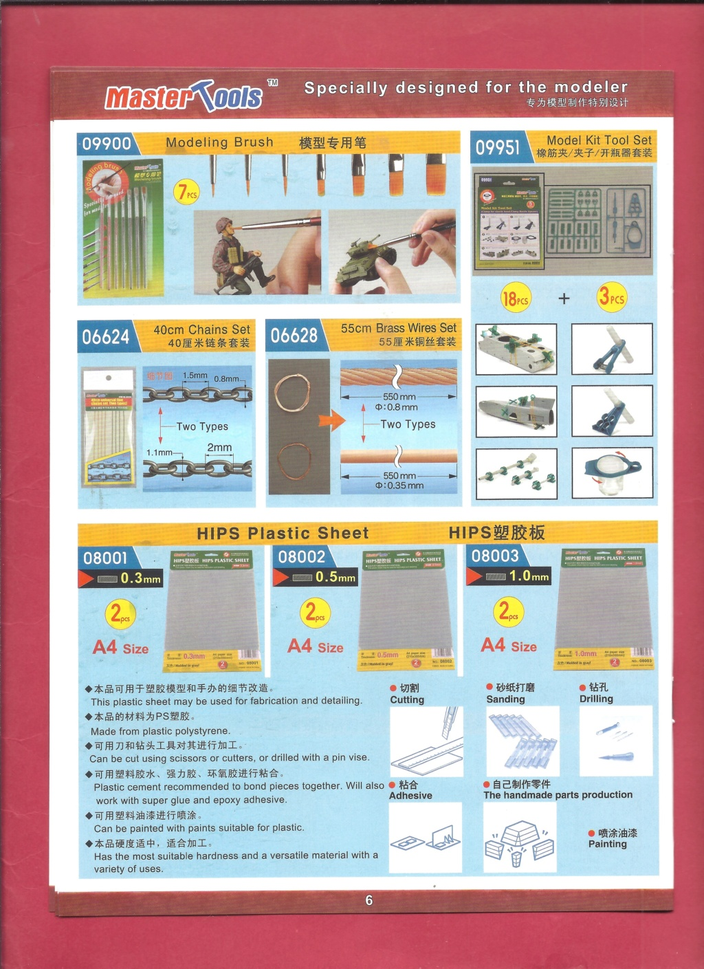 [MASTER TOOLS 2019] Catalogue 2019  Master15