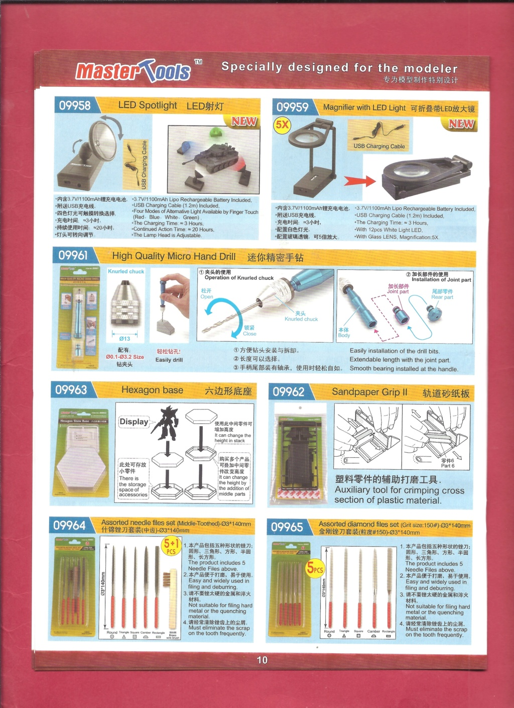 [MASTER TOOLS 2019] Catalogue 2019  Master19