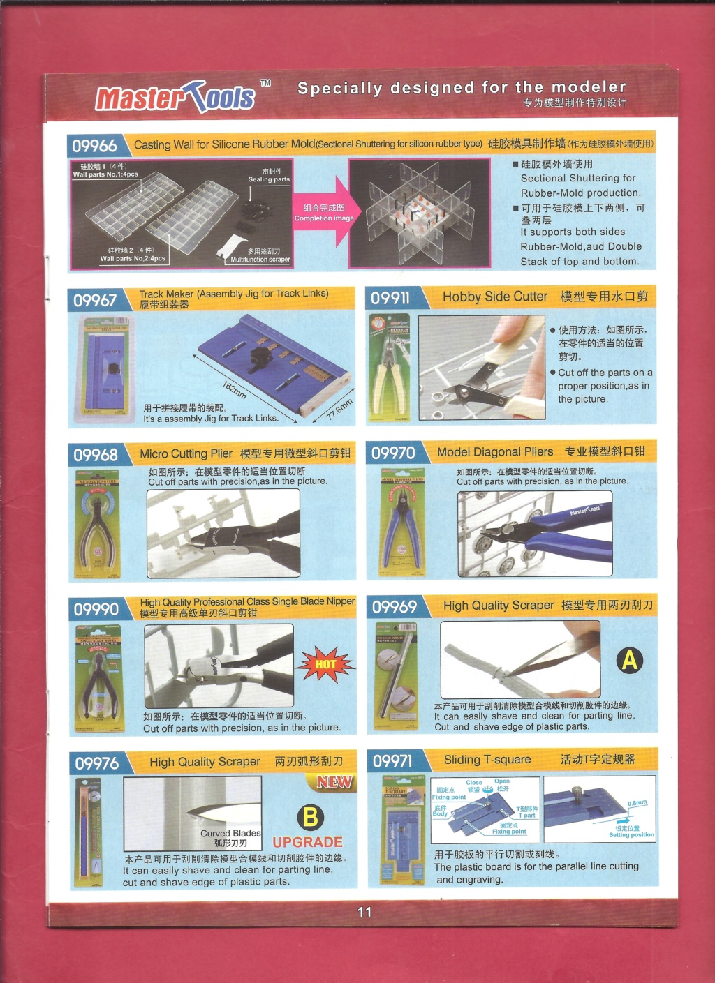 [MASTER TOOLS 2019] Catalogue 2019  Master20