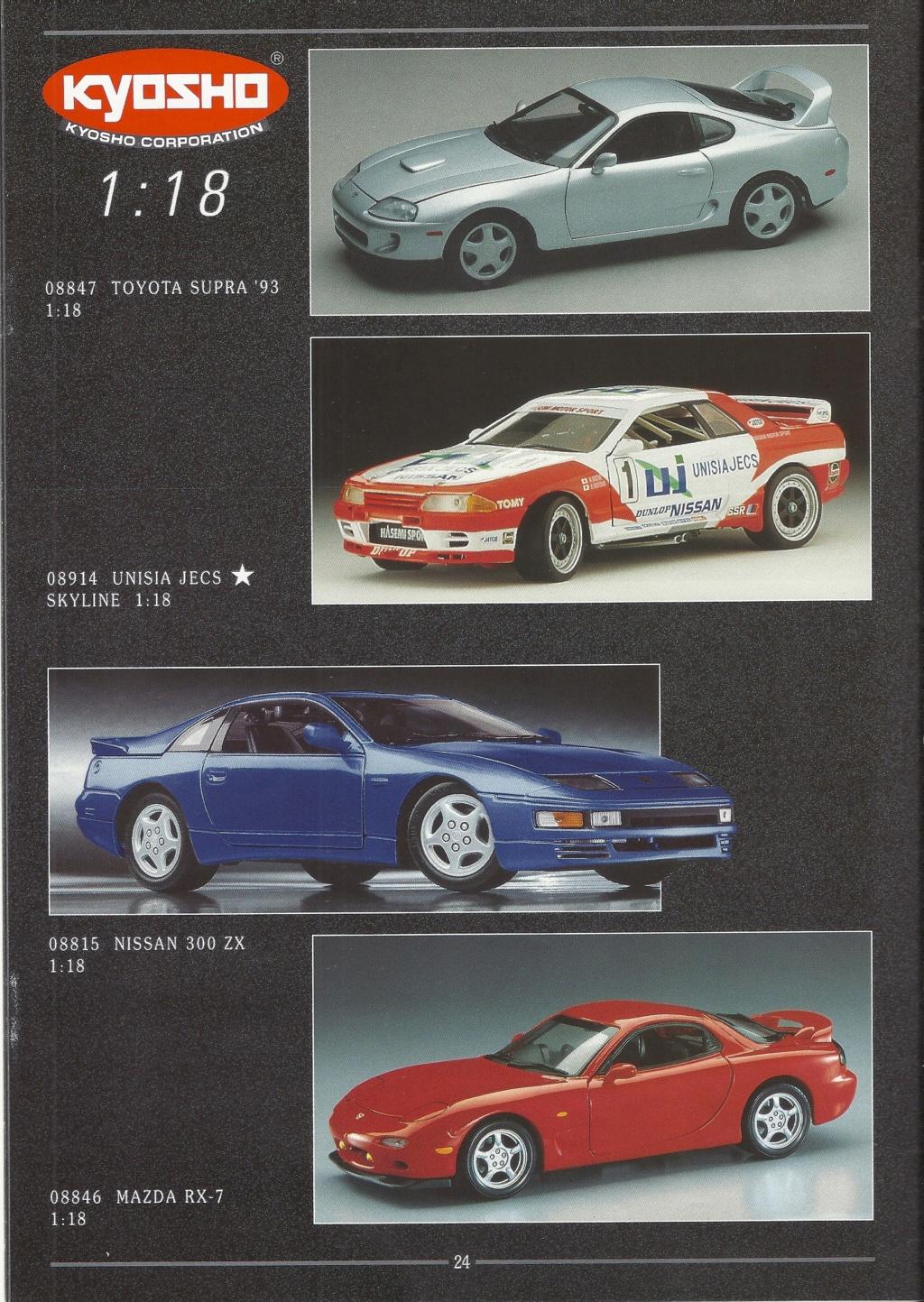 [REVELL 1995] Catalogue METAL miniatures 1995  Reve3050