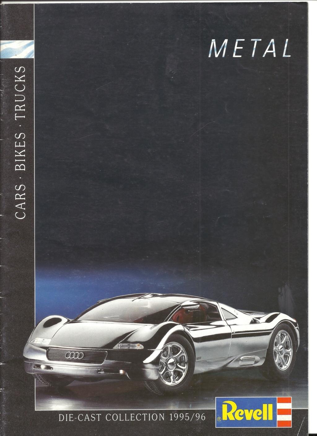 [REVELL 1995] Catalogue METAL miniatures 1995  Revell29