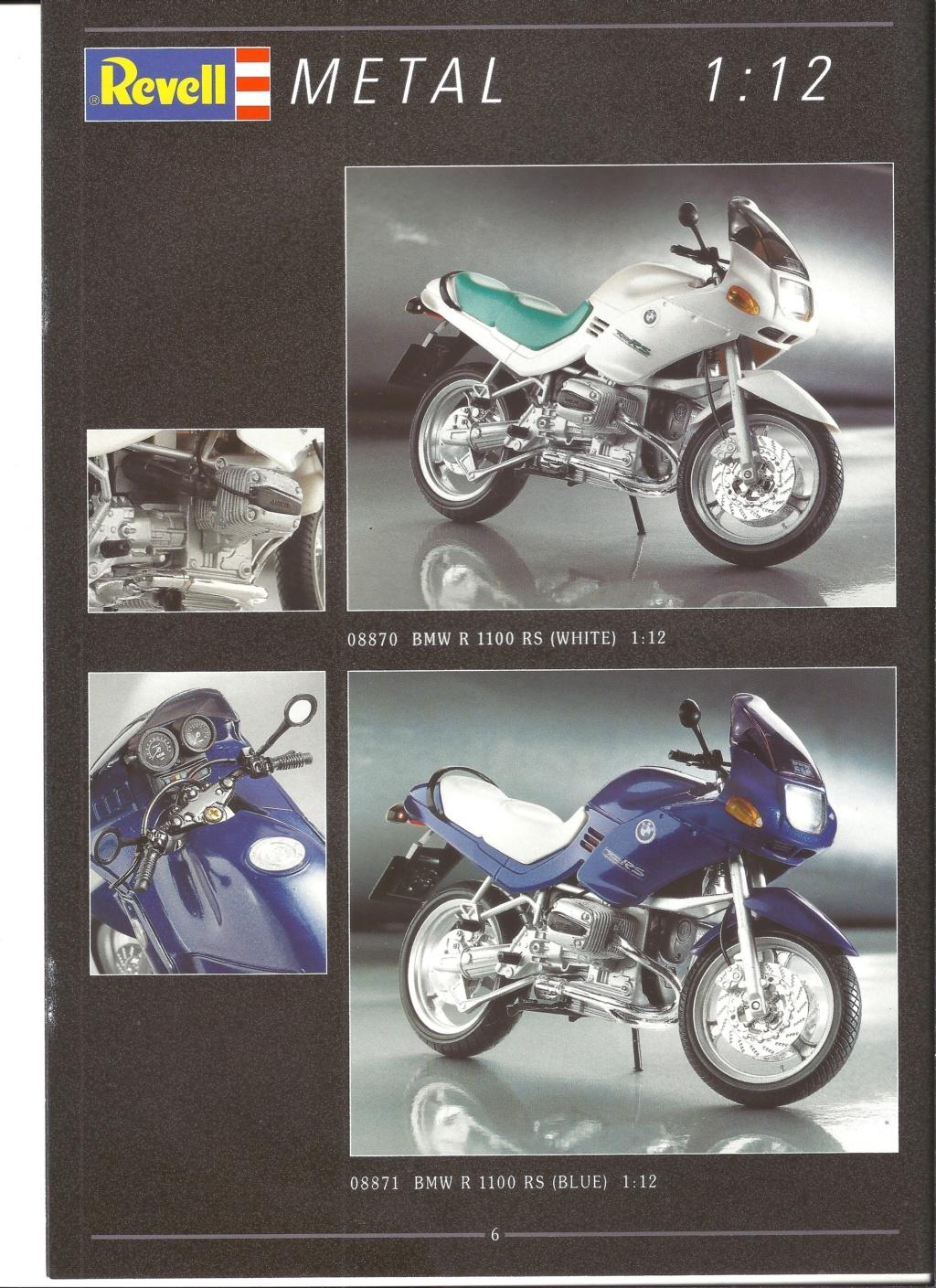 [REVELL 1995] Catalogue METAL miniatures 1995  Revell34