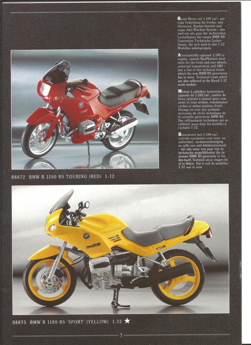 [REVELL 1995] Catalogue METAL miniatures 1995  Revell35