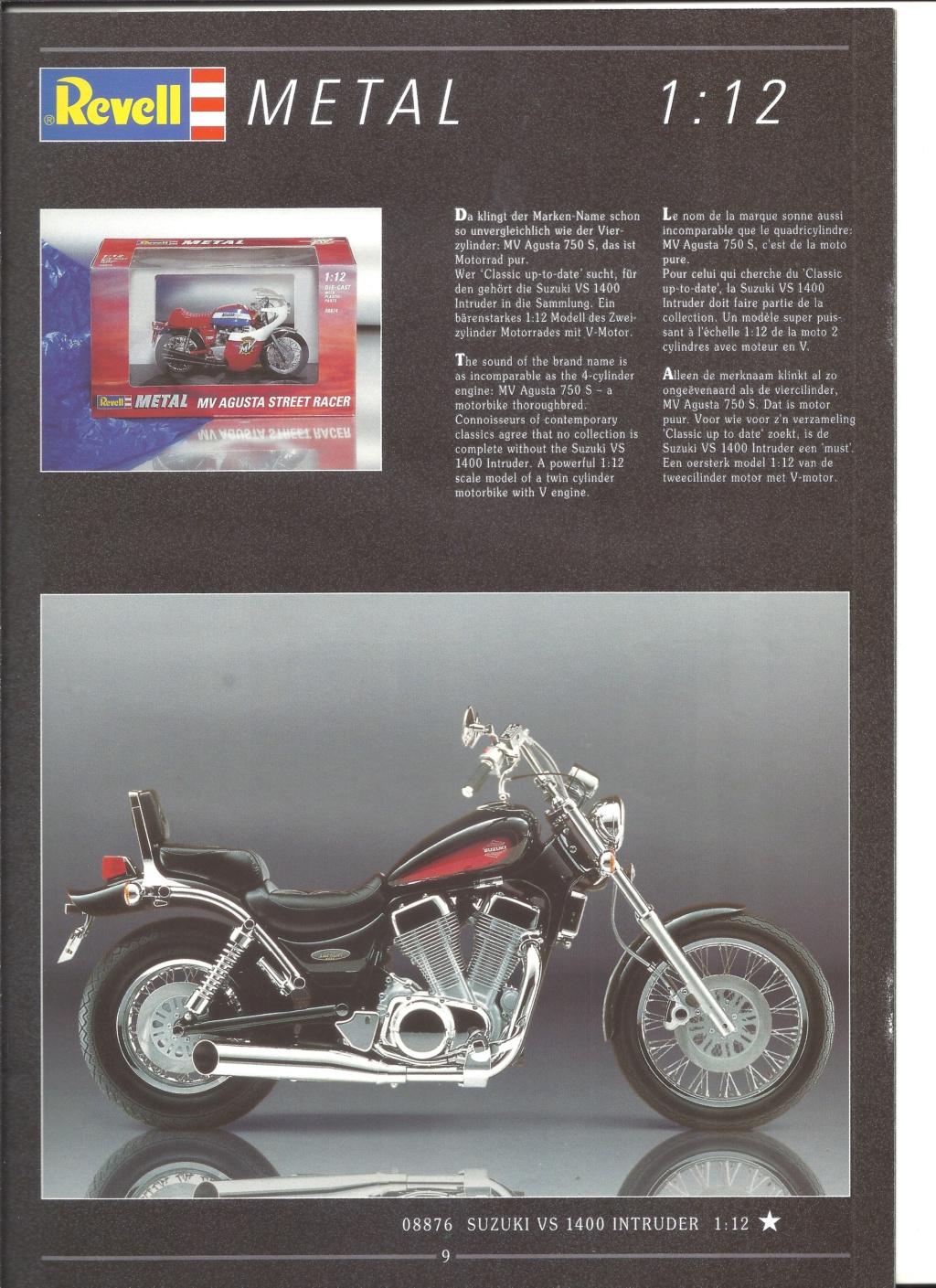 [REVELL 1995] Catalogue METAL miniatures 1995  Revell36