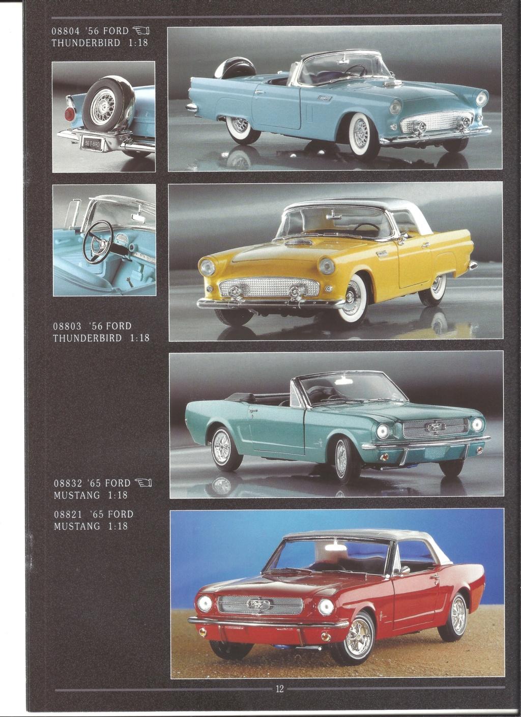[REVELL 1995] Catalogue METAL miniatures 1995  Revell43